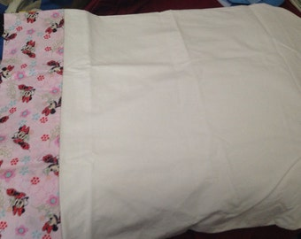 Personalized Minnie Mouse Pillowcase