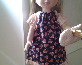 5- Dolls Clothes for 16 inch