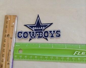 Dallas Cowboys Patch