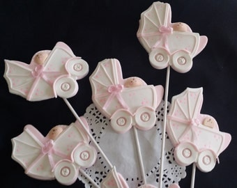 Vintage Baby Carriage Centerpiece, Baby Shower Centerpiece, Baby Stroller Centerpiece, Baby Shower Centerpieces, Carriage Theme Decorations