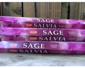 ΔΔ Sage Incense ΔΔ