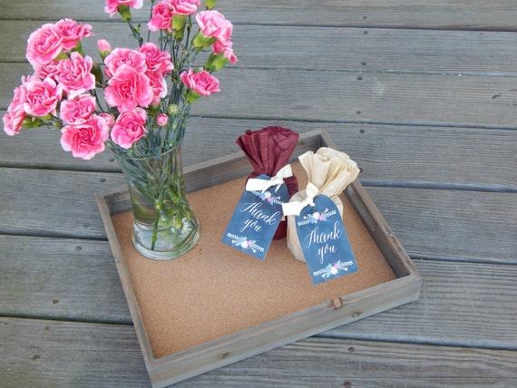 No Thank You For Wedding Gift: Items Similar To Printable Wedding Thank You Gift Tags