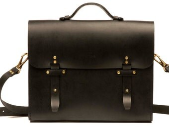 The black satchel
