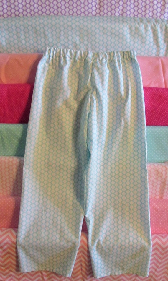 Cotton pajama bottoms/ women pajama bottoms / girls pajama bottoms / mommy and me pajamas / girls and women/  17 different prints