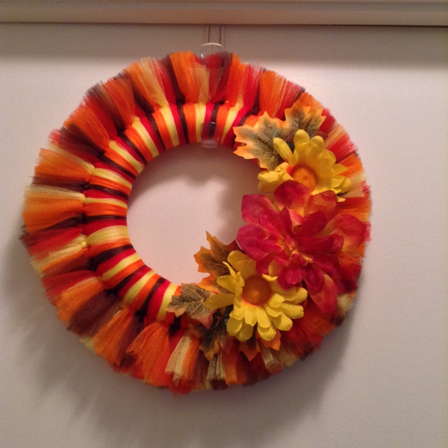 Sale Sale 10 Fall Tulle Wreath