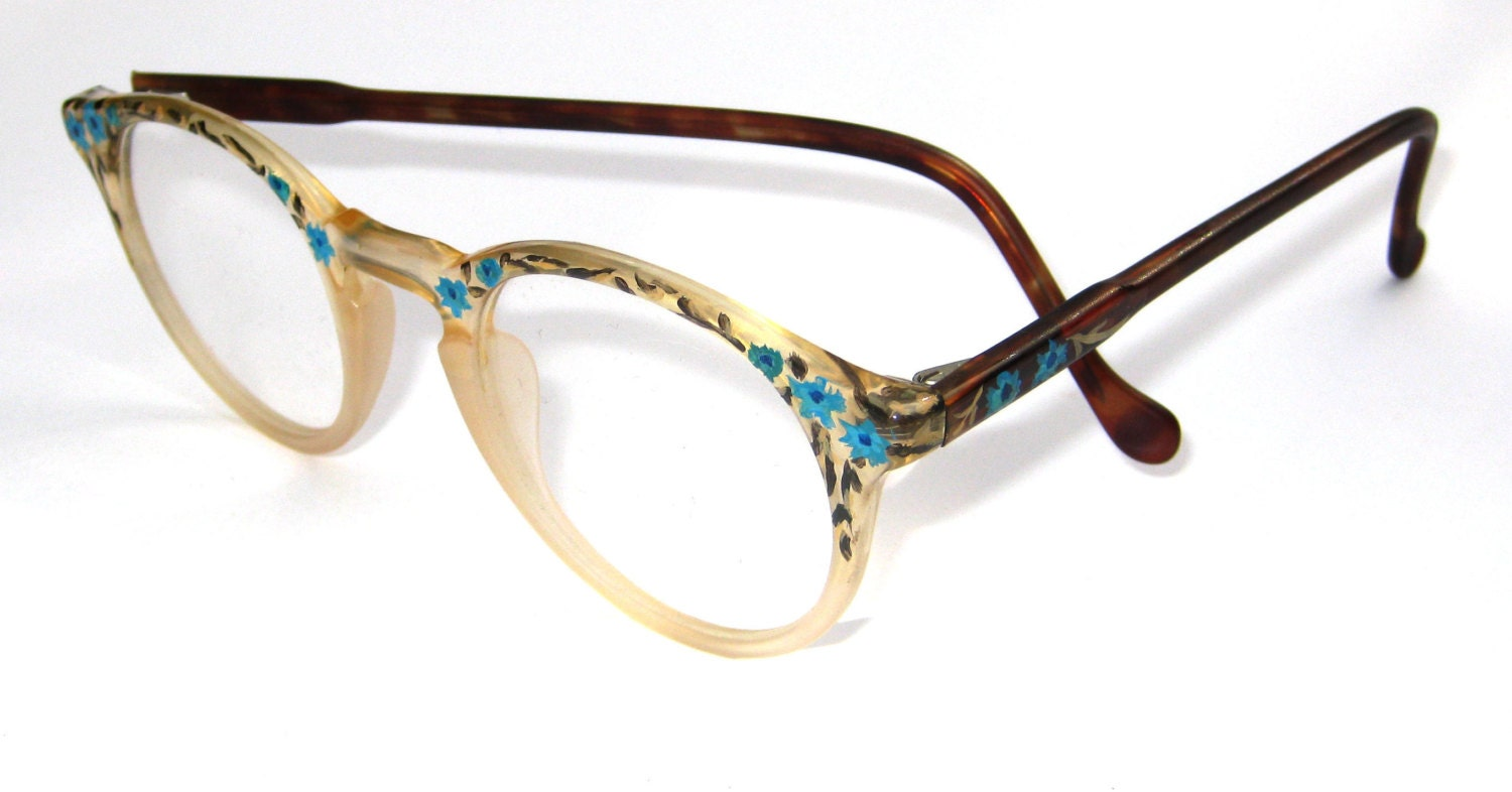Hand Painted Frames For Glasses