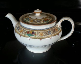 Minton 'Plymouth'   Tea Pot