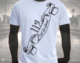 """T-shirt printing """"BROTHERHOOD"""""""