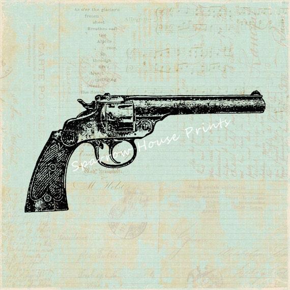 gun print wallpaper - photo #40