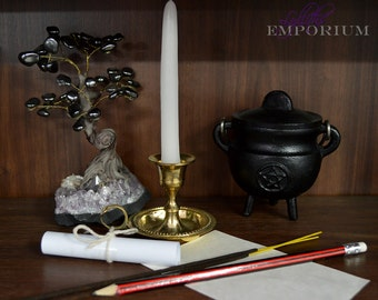 New Moon Spell Kit ~ Easy spell, everything included