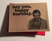 Burt day card