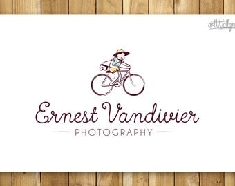 Bicycle Camera Logo - Premade