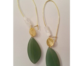 Adventurine Earrings