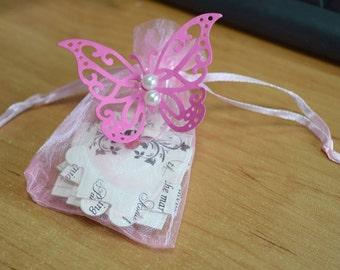 puzzle invitation wedding, birthday, baby shower