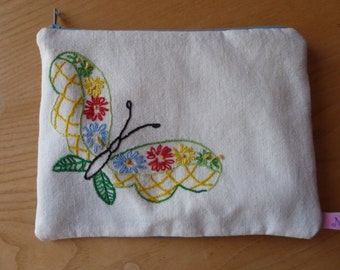 pouch Kit Butterfly