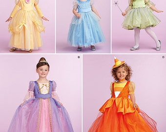 Princess and Renaissance Faire Dresses
