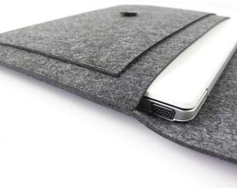 felt Macbook Pro 13 sleeve, Macbook sleeve 13, Macbook case 13, Macbook Pro case, Macbook Pro Sleeve, Laptop sleeve, macbook case ZMY035DG
