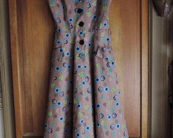A Lovely Cotton Dress