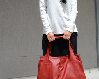 leather totes, bag everyday womens, tote everyday bag, shoulder modern bag, modern leather bag, leather handbags, soft leather bag, leather
