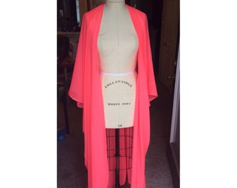 Women's Floor Length Kimono- ALL COLORS