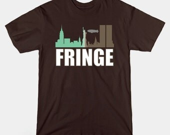 Fringe two worlds t-shirt