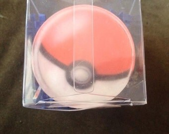 Pokeball Soap (custom colors/scents available!)