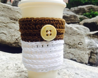 Coffee Cozy Sleeve