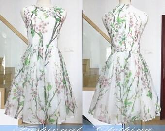 flower dress summer dress women clothing women dress sleeveless dress slim fit dress nice quality party dress