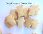 Mini Teddy Bear Cookie Cutters
