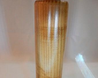 Hand Made Wooden Votive Holder
