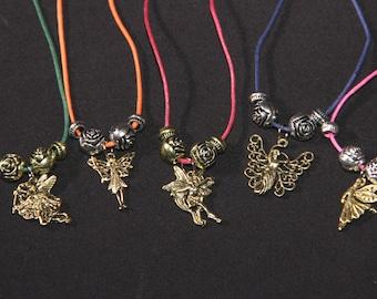 Faery Necklaces