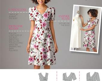 Simplicity Pattern 2247 Misses' & Plus Size Amazing Fit Dresses