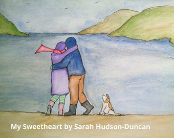 My Sweetheart by Sarah Hudson-Duncan