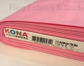 KONA Cotton in Carnation (Color 141)
