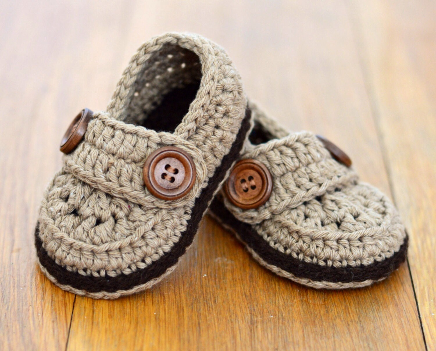 CROCHET Pattern Baby Booties Baby Boy Loafers by ...