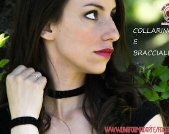 Collar Ring Bracelet
