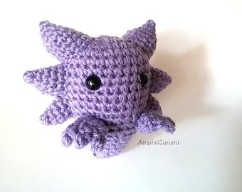Chibi Haunter Crochet Amigurumi Plush