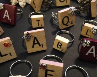 Scrabble Letter Jewelry!