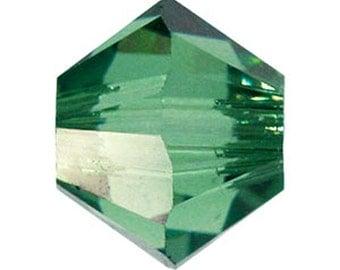 4mm Swarovski Crystal Bicone Erinite