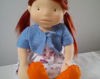 Rose 20inch Waldorf Doll