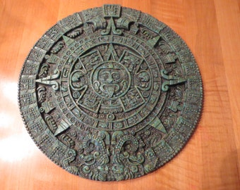 Mayan Wall Hanging On Etsy A Global Handmade And Vintage