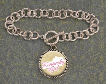 Kentucky Girl Bracelet