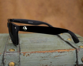 Soccer Wayfarer Sunglasses