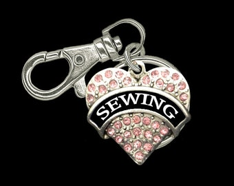 Sewing Keychain