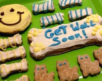 Dog Treats- Get Well Soon -