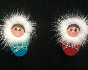 Eskimo Pins