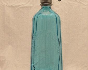 ANTIQUE LEGRAND GENNEVILLIERS Seltzer Bottle Paris France