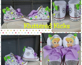 Tinkerbell Shoe with spikes