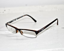 Vintage VOGUE ladies frame glasses / eyewear  /  women eyeglasses