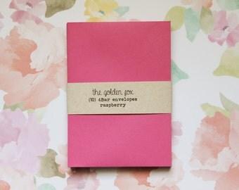 raspberry envelopes - A1/4Bar [10]